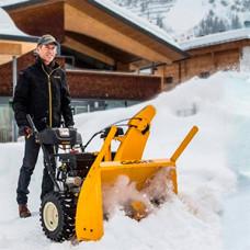 Не все снегоуборочные машины одинаковые
