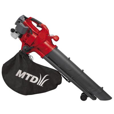 Бензиновый воздуходувка пылесос МТД - MTD BV 3000 G